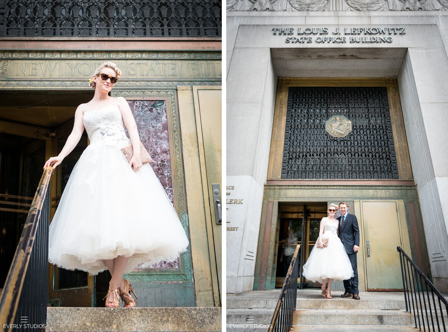 new york city hall wedding photos by everly studios wwweverlystudioscom