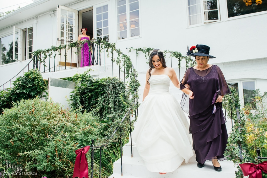 Wedding at Crabtree's Kittle House in Chappequa, New York